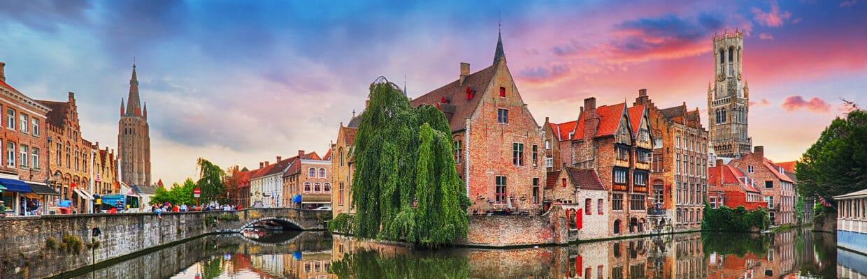 Belfry of Bruges in Belgium | ETIAS Schengen Countries