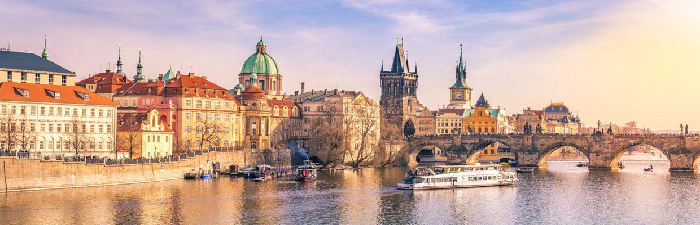 Charles Bridge in Prague, Czech Republic | ETIAS Schengen Countries