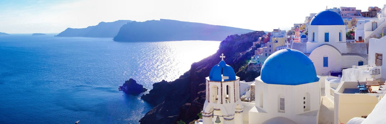 Santorini in Santorini, Greece | ETIAS Schengen Countries