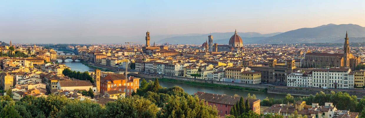 Florence Overview, Italy | ETIAS Schengen Countries