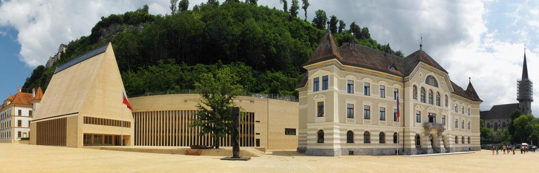 Vaduz, Capital of Liechenstein | ETIAS Schengen Countries