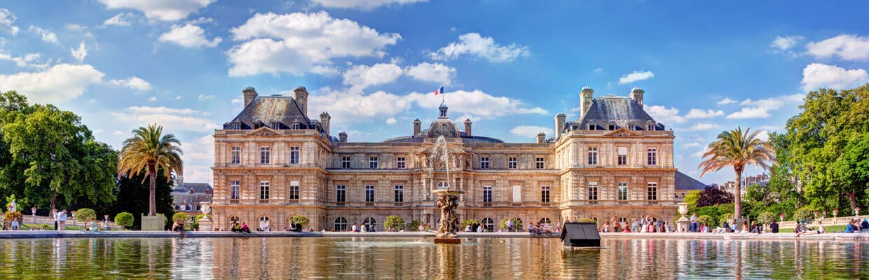 The Jardin du Luxembourg | ETIAS Schengen Countries
