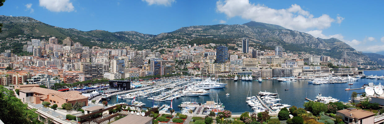 Port de Fontvieille, Monaco | ETIAS Schengen Countries