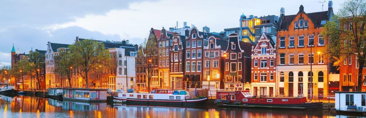 Amsterdam, Capital of The Netherlands | ETIAS Schengen Countries