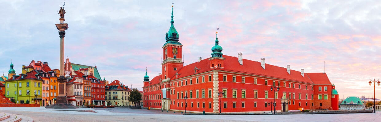 The Royal Castle, Poland | ETIAS Schengen Countries