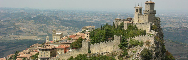 Guaita Fortress, San Marino | ETIAS Schengen Countries
