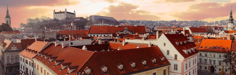 Bratislava, Capital of Slovakia | ETIAS Schengen Countries