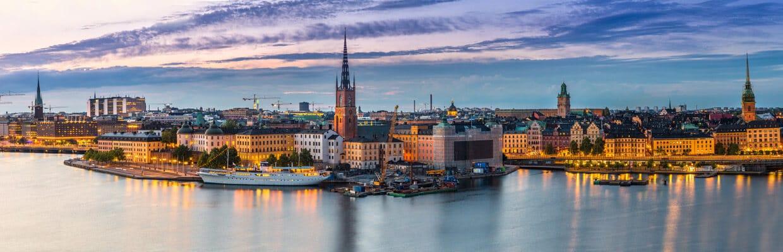 Stockholm, Capital of Sweden | ETIAS Schengen Countries